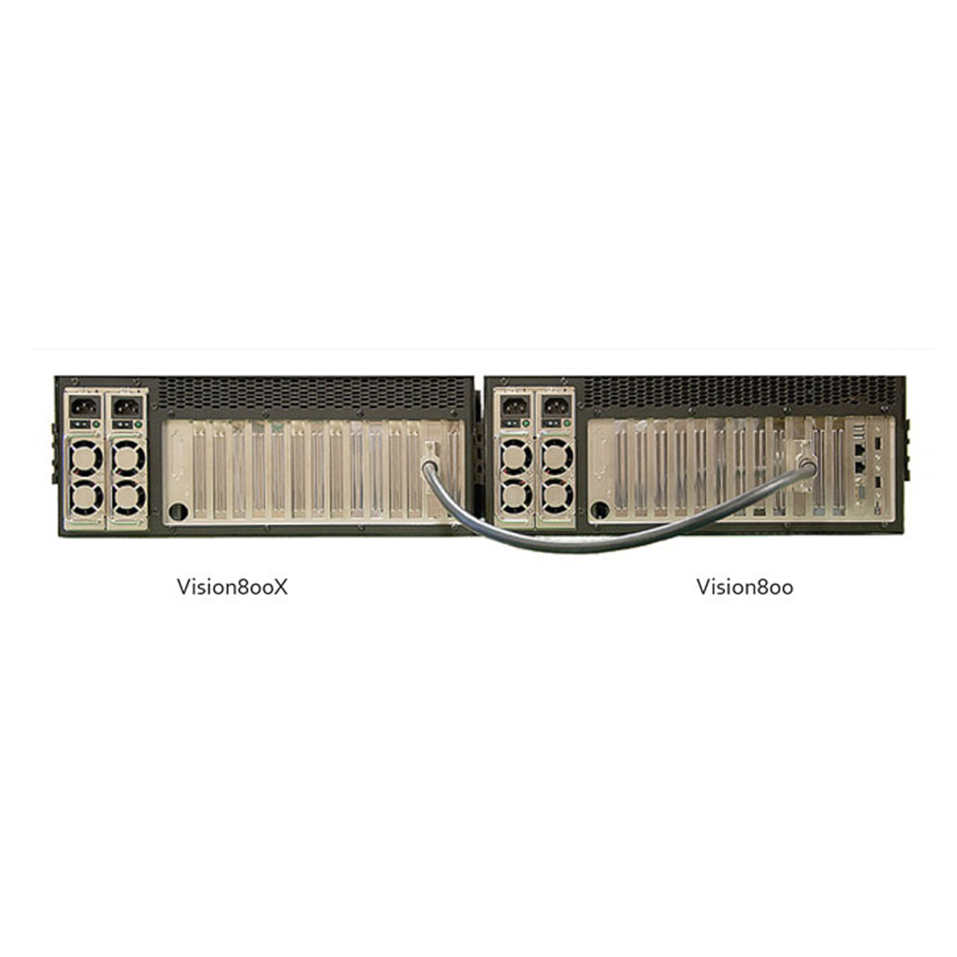 Datapath Wall Controller Expansion Chassis